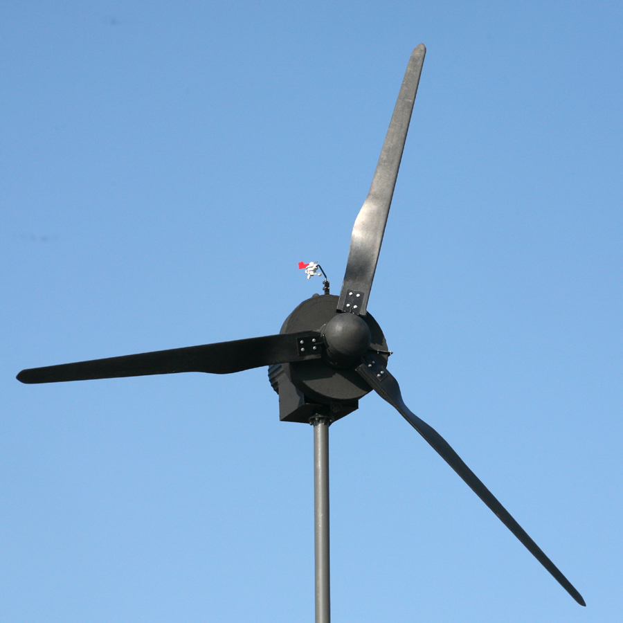 HevAir 6k Wind Turbine